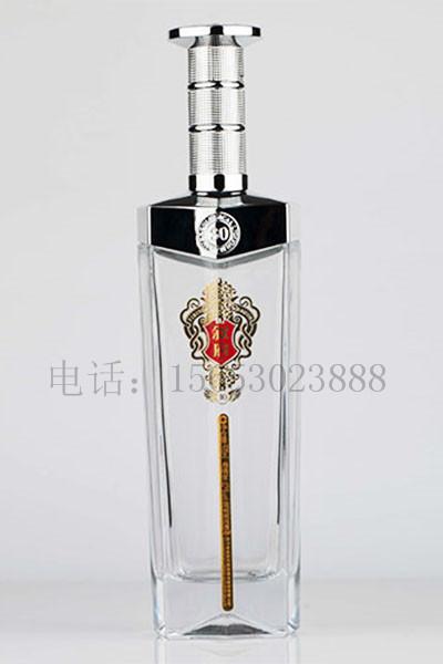 晶白玻璃瓶-003 .
